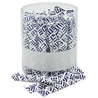Caja de 500 sobres de azúcar - blanca