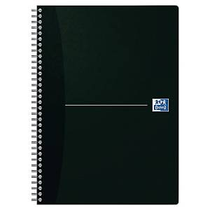Cahier à spirales Oxford Smart Notebook, A4, ligné, 90 feuilles