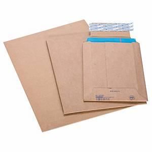 Pochettes d'expédition Brimail 52152, B5, 176x246 mm, 420 gm2, brun