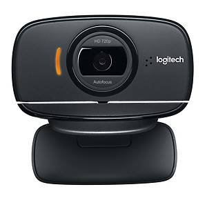 HD Webcam Logitech C525, 8 Megapixel, schwarz