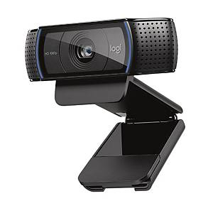 Webcam Logitech C920 HD PRO, 1080p, son stéréo