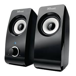 Trust Remo PC speakers 2.0 black