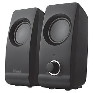 TRUST 17595 REMO SPEAKERS 2.0 BLK