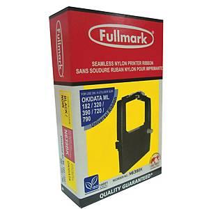 FULLMARK ตลับผ้าหมึกเทียบเท่าดอทเมทริกซ์ รุ่น N639BK-OKI391