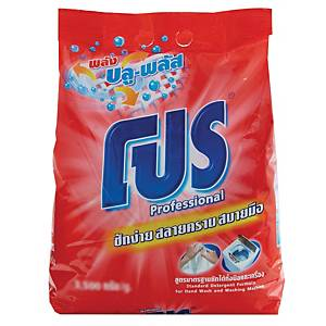 PRO Industrial Washing Detergent Powder with Blue Beads 3 kg