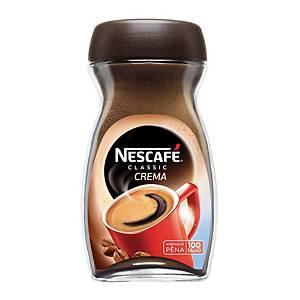 Nescafé Classic Crema Instant Coffee, 200g