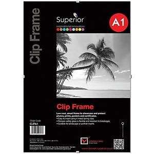 Perspex Clip Frame A1