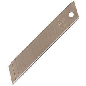 PUMPKIN R-105L CUTTER BLADES 45 DEGREE 18MM- PACK OF 6