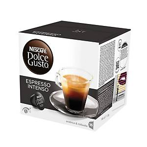 Kávová kapsle Dolce Gusto Espresso Intenso, 16 porcí