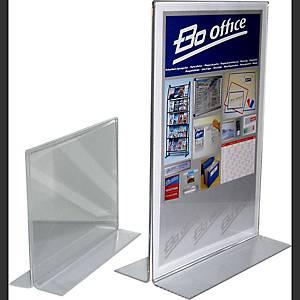 /BOOFFICE DB126 PORTE-VISUELS A6 VERTICA