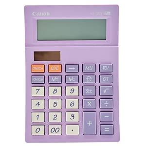 Canon AS-120V Desktop Calculator 12 Digits Purple