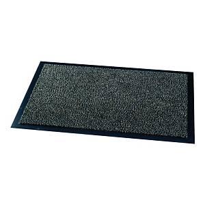 Wycieraczka Dirt Scraper, 40 x 60 cm, czarno-brązowa