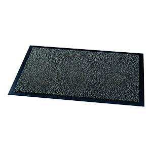 Wycieraczka Dirt Scraper 60 x 90 cm, czarno-brązowa