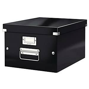 PK6 LEITZ 6044 CLICK&STORE BOX A4 SORT