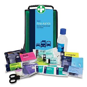 First Aid Kit BSI Travel Kit