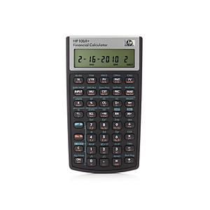 Calculatrice de poche HP 10BII+, commerciale, version française