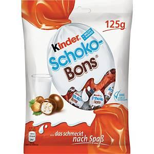 Kinder Schoko Bons, Beutel mit 125g
