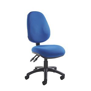 Vantage Operator Chair Blue- Delivery Only