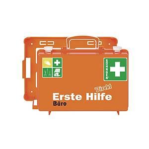 Erste-Hilfe-Koffer Söhngen Büro, mit Füllung, nach DIN 13157, orange