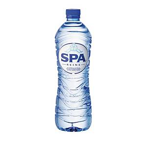 Spa mineral water bottle of 1l - pack of 6