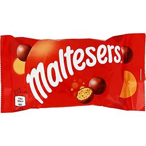 Maltesers chocolade snack, 25 zakjes per pak