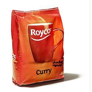 Royco currysoep voor automaat, 80 porties
