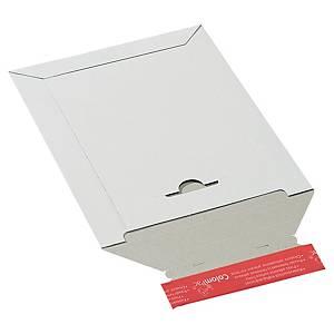 ColomPac® verzendenvelop, B5+, wit karton, zelfklevende sluiting, per stuk