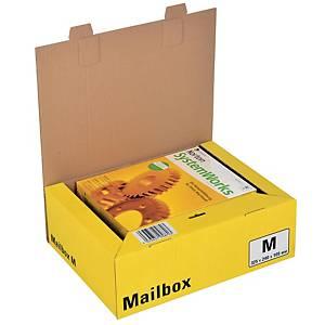 Versandbox Dinkhauser CP098.83, Innenmaße: 331 x 241 x 105mm, M, gelb
