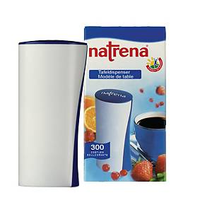 Natrena dispenser with 300 sweeteners