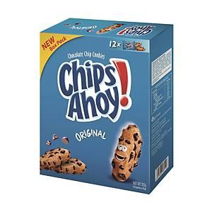 Chips Ahoy 趣多多 朱古力曲奇21克 - 12包裝