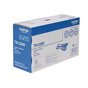 Brother TN-2280 Laser Cartridge - Black