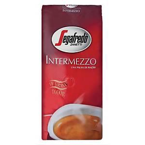 Espresso Segafredo 763741 Intermezzo, rassig mit sanften Crema , 1000g