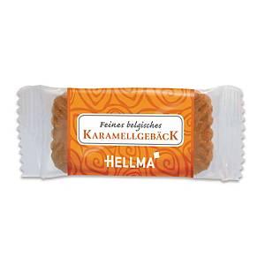 Karamellgebäck Hellma 70000105, einzeln verpackt, 300 Stück