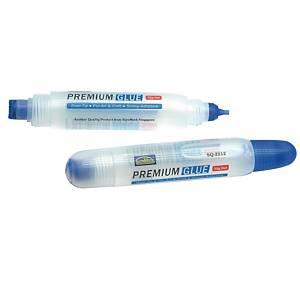 Suremark Premium Dual Tip Glue Pen - 35g