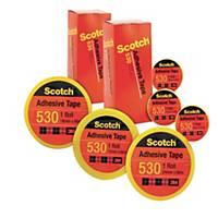 3M Scotch Clear Adhesive Tape 24mm X 25m