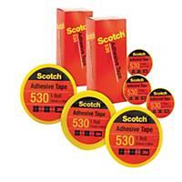3M Scotch Clear Adhesive Tape - 18mm X 66m