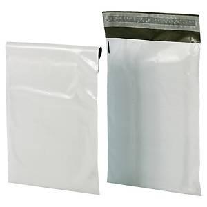 Versandtasche Bong Opaque, A4 240x325 mm, weiss, Packung à 100 Stück