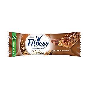 Barrette Fitness Nestlè cioccolato al latte - conf 24