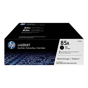 Toner HP 85A CE285AD czarny, dwupak