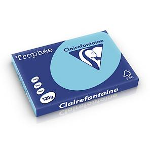 Trophée 1342 colored paper A3 120 g blue - pack of 250