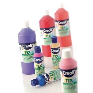 Creall Tex peinture textile 500 ml orange