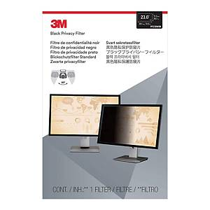 3M PRIVACY FILTER WIDESCREEN 23