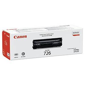 Cartouche de toner Canon CRG-726 - noire