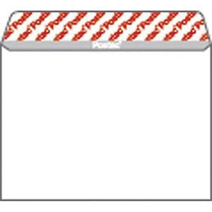 Kirjekuori STC4 tarrasuljenta, valkoinen, myyntierä 1 kpl = 5 kuorta