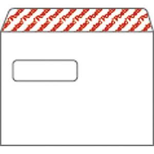 Kirjekuori STE5 30 x 90, valkoinen, myyntierä 1 kpl = 25 kuorta