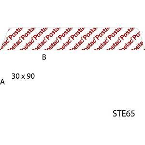 Kirjekuori STE653090, valkoinen, myyntierä 1 kpl = 25 kuorta