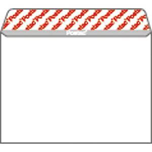 Kirjekuori STC6RH, valkoinen, myyntierä 1 kpl = 1000 kuorta