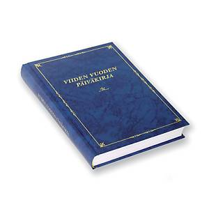 Päiväkirja 5 vuotta sininen