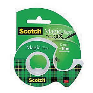 Scotch 8-1210D teippi 12mm x 10m katkojalla