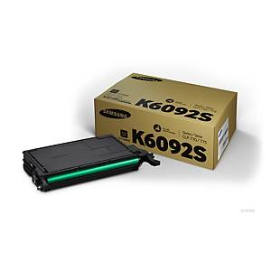 Samsung CLT-K6092S Black Toner Cartridge (SU216A)